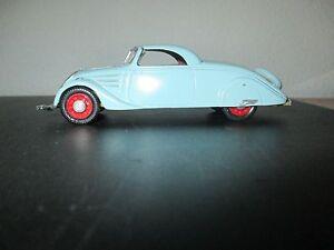 Rare Kit Peugeot 402 Eclipse Auto Miniatures Tacot Maquette Michel