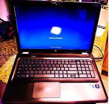 "HP Pavilion DV7-4061nr Entertainment Notebook 17""HD Display Dark Burgundy"
