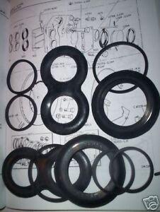 *68-75* AUSTIN BMC 1800s 2200 3.0 Litre FRONT BRAKE CALIPER REPAIR SEALS KITS