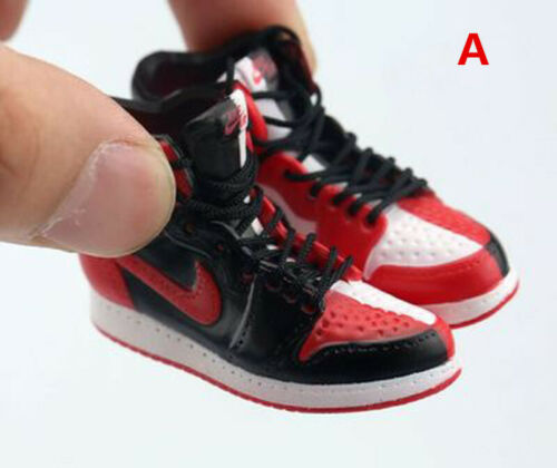 """1//6 Scale Trendy Soldier Small Cloth OB No 5 Hollow Sneakers Model for 12/"""" Doll"""