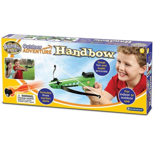 Brainstorm Toys Outdoor Adventure Handbow