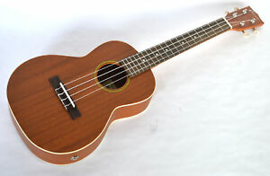 TENOR-UKULELE-ELECTRO-ACOUSTIC-BY-CLEARWATER-WITH-AQUILA-STRINGS-LATEST-MODEL