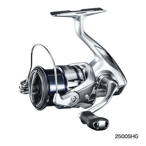 Shimano 19 Stradic 2500 Shg Spinning Moulinet