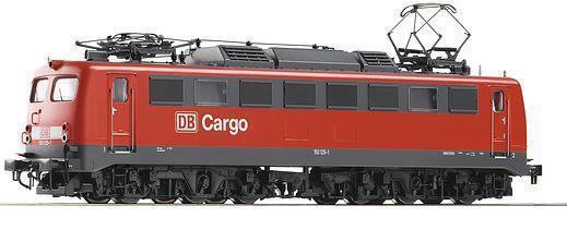 ROCO h0 62427 Elektrolok BR 150 126-1 verkehrsrot Cargo DB ep.5 NUOVO OVP treno merci