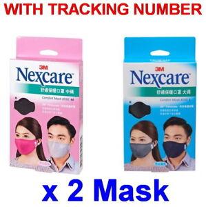 3m nexcare mask