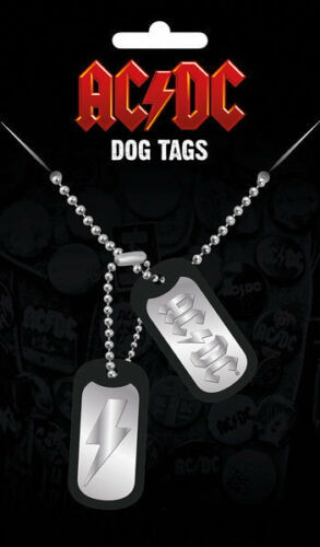 Halskette Offiziell Hundemarken Film // Music // Tv // Spielen Charakter Themen