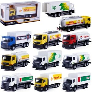 1-64-DHL-Total-RMZ-City-Liebherr-Fire-Truck-Diecast-Transport-Vehicle-Car-Model