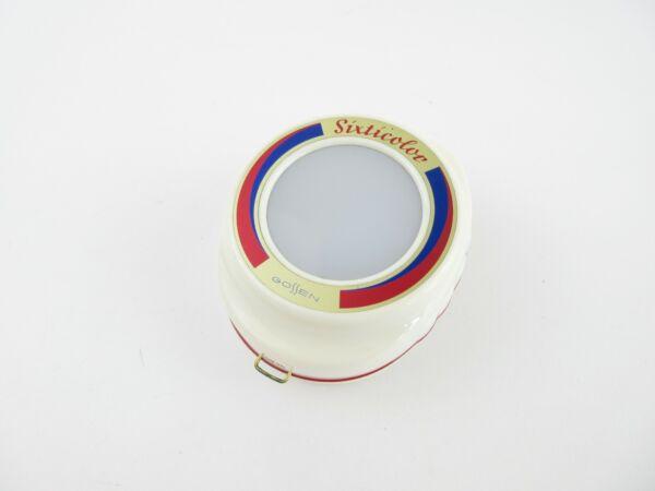 Gossen Sixticolor Température De Couleur Couteau Color Temperature Mètres Colormeter-messer Color Temperature Meter Colormeter