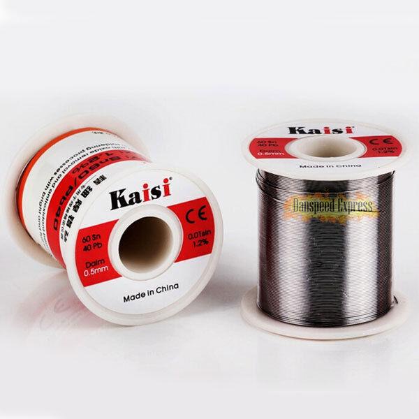 150g 0.3/0.4/0.5/0.6mm Rosin Core Flux Tin Lead Solder Roll Soldering Wire Spool