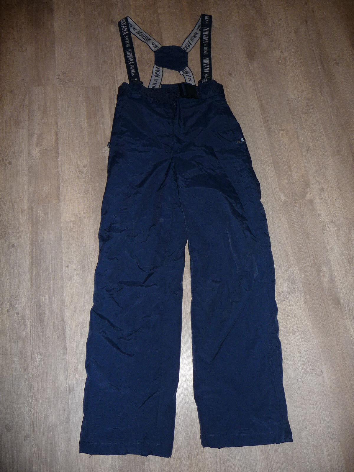 Pantalon de ski homme Blau Größe 38 40 salopette combinaison