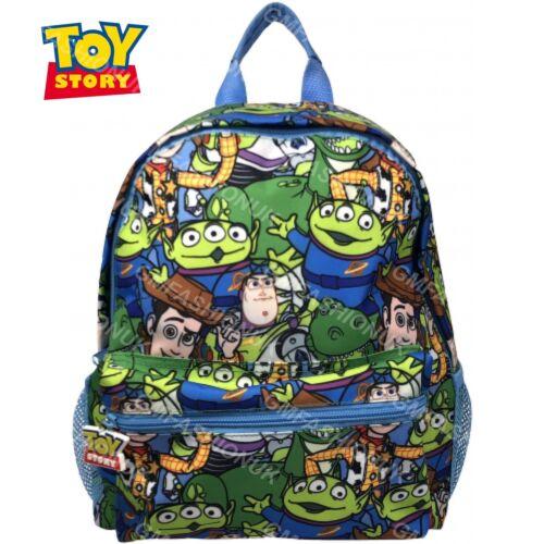 PIXAR TOY STORY 4 DELUXE BACKPACK Rucksack School Bag Disney Woody Buzz Kids