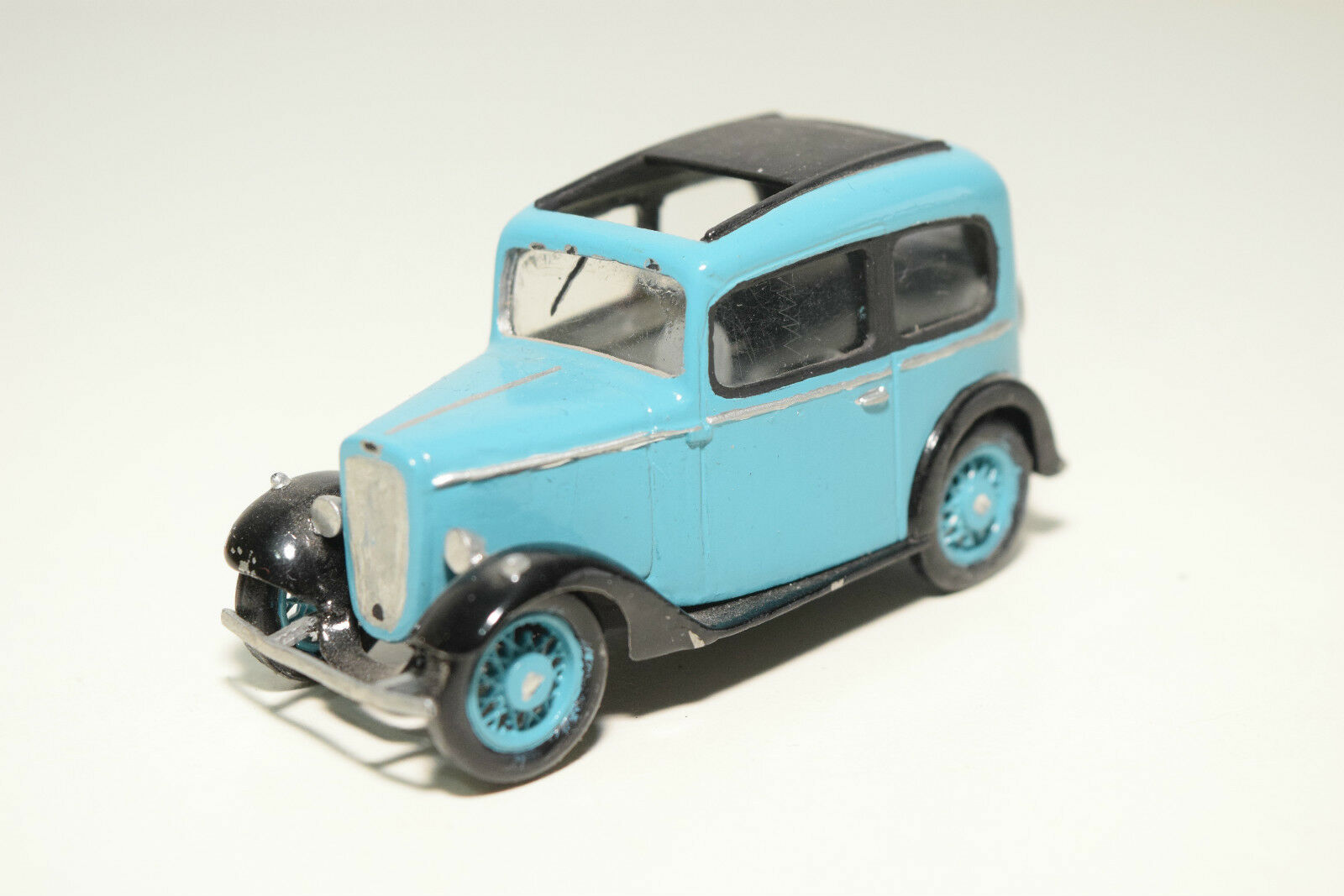 Kit handbuild ford v8 - dach hellblau ausgezeichneten zustand