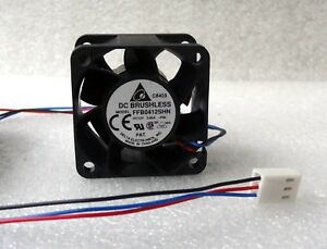 Delta-FFB0412SHN-F00-40mm-x-28mm-Very-High-Speed-12V-Fan-24-CFM-3-Pin-40x28mm