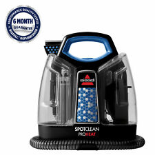 BISSELL SpotClean ProHeat Portable Spot Carpet Cleaner | 5207 Refurbished!