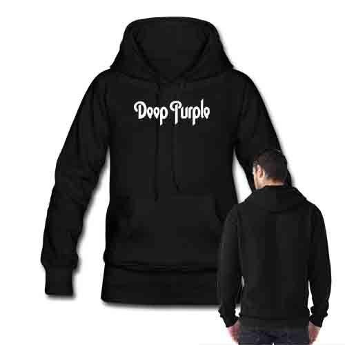 DEEP PURPLE Concert Tour Hoodie New Men's Longsleeve Hoodie