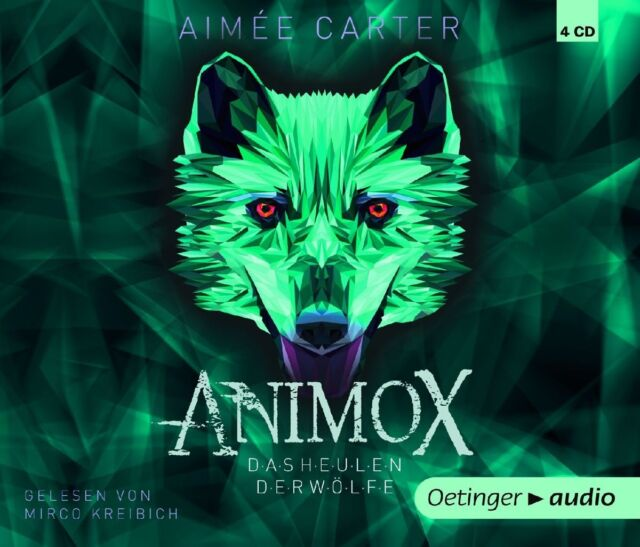 Carter Aimee - Animox. Das Heulen der Wölfe (CD)