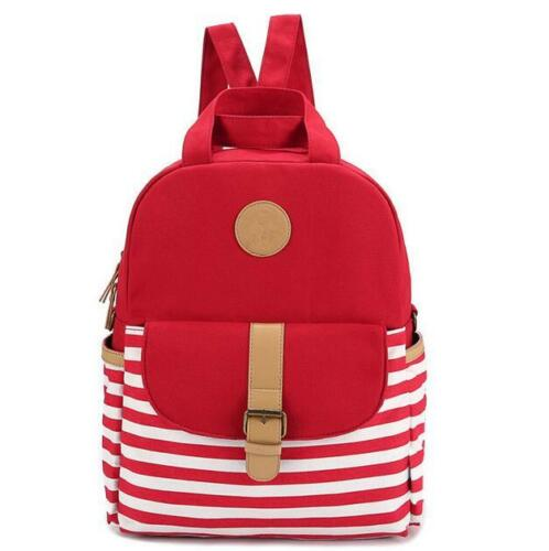 Women Backpack Girl School Bag Fashion Shoulder Bag Rucksack Canvas Travel Bags