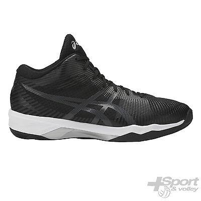 2020 Asics Volley Elite Ff Mt BlackDark GreyWhite Man