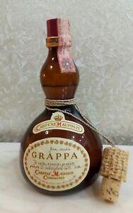 DéTerminé Grappa Carpene' Malvolti 75 Cl Vintage Invecchiata Collezione Bottiglia Liquore Dans Beaucoup De Styles