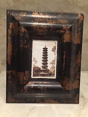 Enthousiast 9 X 11 Henry Wood Picture Photo Frame, 2.5 Inch Wide Border Een Grote Verscheidenheid Aan Goederen