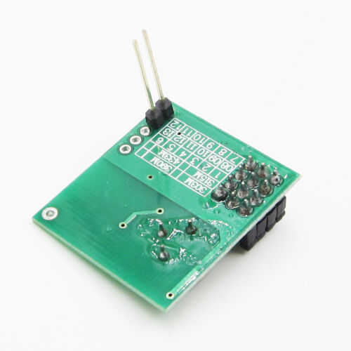 EV1527 433Mhz Wireless Transmitter Learning Code Encoded Arduino//AVR ATF