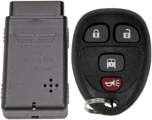 Remote Transmitter For Keyless Entry And Alarm System Dorman 99160