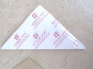 """Mini Wacky Web Triangle Paper Refills - 4.75"""" x 6.75"""" by Missouri Star Quilt Co."""