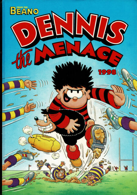 Dennis the Menace Annual 1998 (From The BEANO) D C Thomson **FREE P&P**