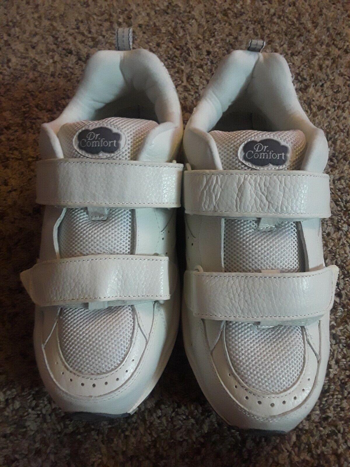 Dr. Comfort 7740 Winner X Diabetic Adjustable Walking Sneakers US 10 XW/XD