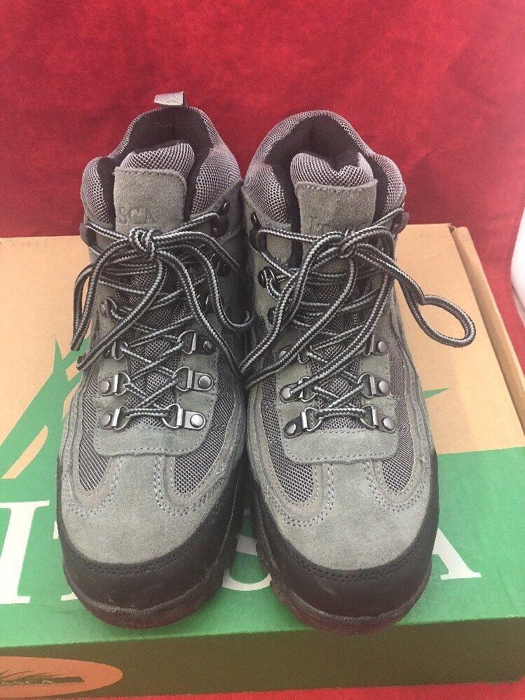 214734c00 ITASCA Men's Amazon Waterproof Hiking Hiking Hiking Boots Grey Gray ...