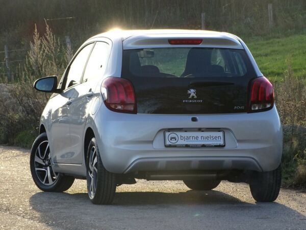 Peugeot 108 1,0 e-VTi 72 Allure+ - billede 3