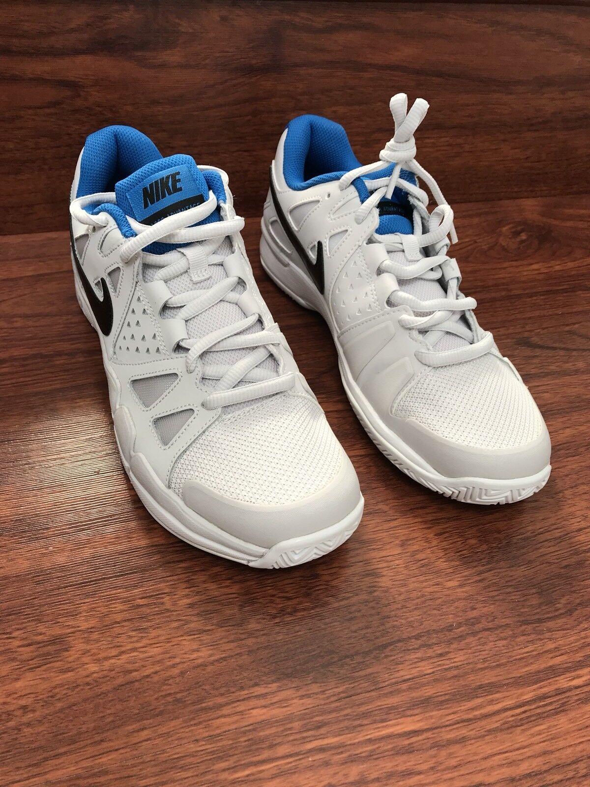 9e6d4b44463 Nike Air Vapor Advantage Mens Mens Mens Tennis Shoes Size 7.5  NEW 0d4b17