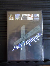 Fully Equipped - Are You Ready? (DVD) from the Pacific Justice Institute NEW DVD
