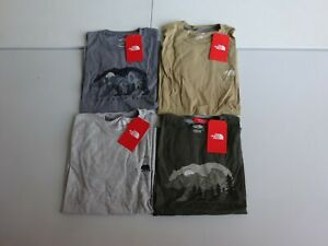 58fa5cae1 Details about North Face Men's Short Sleeve Bearitage Rights Tee NWT 2019