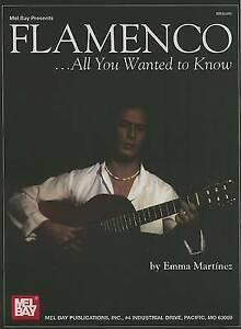 Flamenco-All-You-Wanted-to-Know-by-Martinez-Emma-NEW-Book-FREE-amp-FAST-Deliv