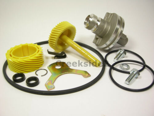 Housing Gears Seals Retainers Speedometer 19 /& 41 TH350 700R4 Speedo Setup Kit