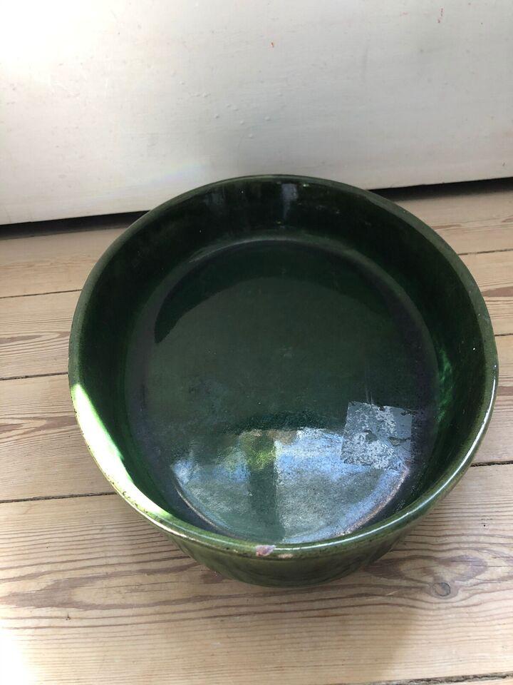 Keramik, Ildfast fad, La Bourguignonne