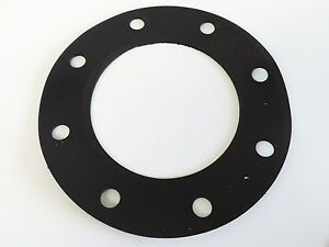 "NEW Gasket Flange Rubber 8"" 200mm suits both Table D & E Flanges HIGH QUALITY"