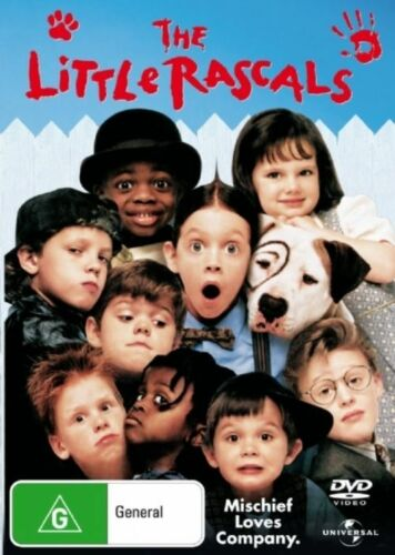 1 of 1 - THE LITTLE RASCALS DVD REGIONS 2(UK) & 4(AUST)=NEW AND SEALED