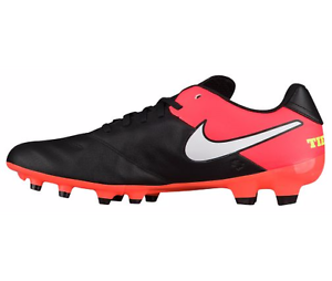 Nike Tiempo Genio ll Leather FG Men's Soccer Shoes Cleats  018 Comfortable and good-looking