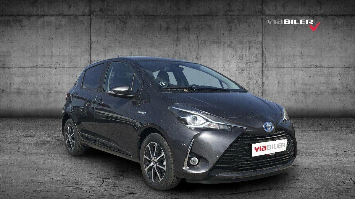 Toyota Yaris 1,5 Hybrid H3 e-CVT 5d