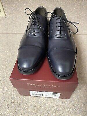 To Boot New York Bergamo Size 8.5M Grey
