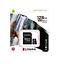 miniatura 3 - MICRO SD 128GB 128 GB scheda di memoria Kingston Classe 10 microSD ADATTATORE