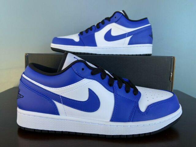 Size 9 - Jordan 1 Low Game Royal