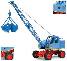 1:32 Scale Schuco 07765 FUCHS 301 Crane With Clamshell Bucket - BNIB