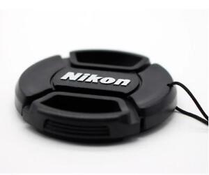 5-PCs-NEW-49mm-Front-Lens-Cap-fuer-Nikon