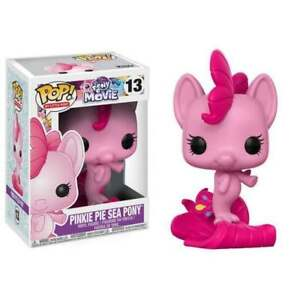 13 My Little Pony Movie: Pinkie Pie Sea Pony NEW!! Funko POP
