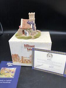 Lilliput-Lane-Figura-Miniatura-Boda-Hecho-Con-Caja