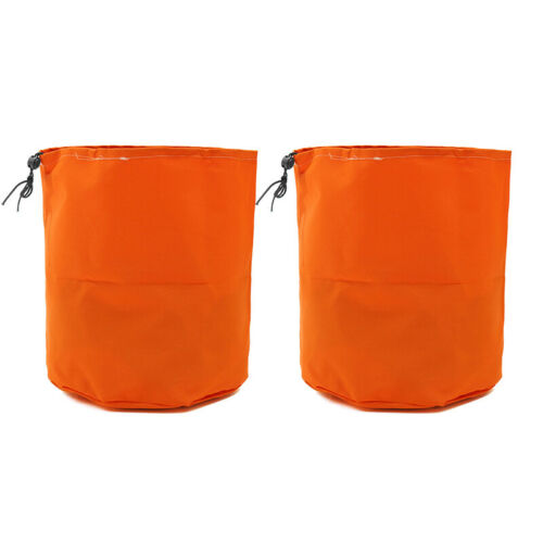 2x Trimmer Dustproof Cover Bag Case For Stihl Echo Weedeater Edger Pole Saw