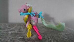 Mein kleines pony, My little Pony, Pony Curly Locks Brush 'n Grow Pony